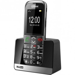 Telefon MAXCOM MM720BB Czarny