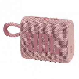 Głośnik JBL GO3 Różowy